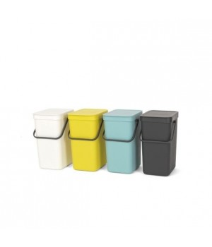 Brabantia - affaldsspand 12 liter mint