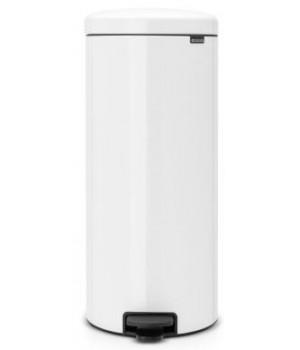 Brabantia - Pedalspand newIcon 30 Liter - Hvid