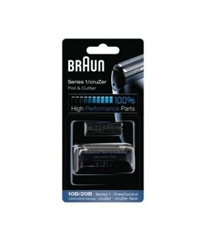 Braun Reserveskæreblade Og Lamelknive 10B/20B til Series 1 CruZer Shavers.