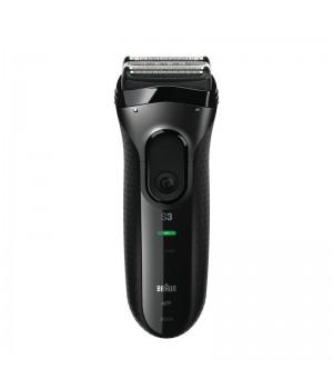 Braun Shaver Serie 3 Shaver 3020s Black