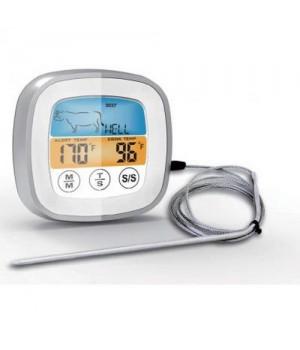 Conzept Elektrisk Stegetermometer Med Farvedisplay21908-5705724021908.