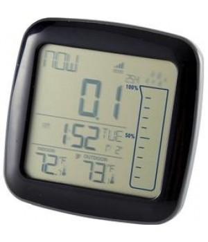 Day - Ude/inde termometer med regnmåler