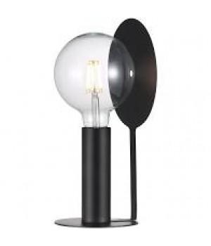 Nordlux - Dean Bordlampe Disc - H 35 Cm. Sort