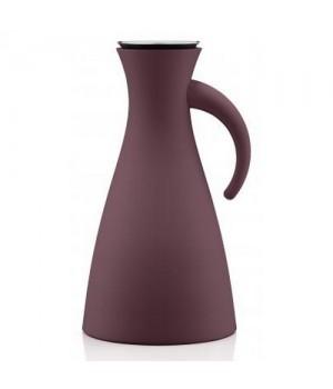 Eva Solo Termokande 1 Liter. Dark Burgundy. Højde: 29 Cm.