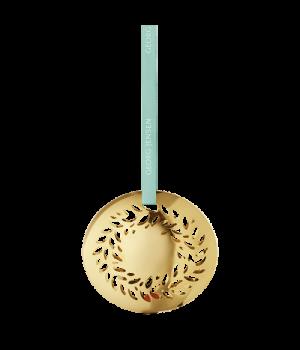Georg Jensen 2016 Juleuro - Magnoliakrans, Guldbelagt