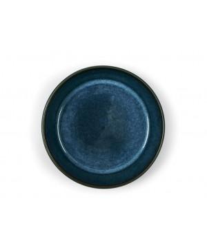 BITZ Gastro Dyb Tallerken 18 Cm - Sort/Mørkeblå