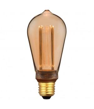Pære-Deko E27 Retro Edison