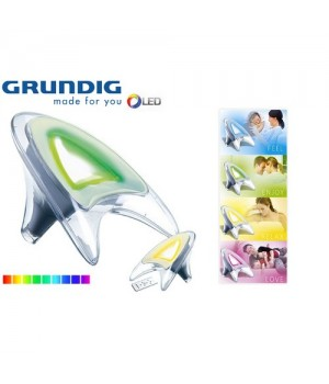 Grundig Comfort Colours LED-Stemningslys.