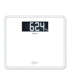 Beurer - Personvægt Op Til 200 Kg - Hvid