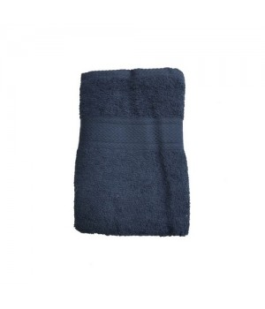Conzept Håndklæde 90 X 180 Cm. - 100% Bomuld - Indigo Blå.