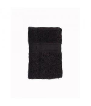 Conzept Håndklæde 70 X 140 Cm. - 100% Bomuld - Sort.