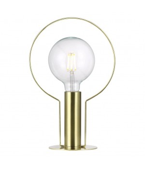 Nordlux - Dean Halo Bordlampe - 35 Cm. Messing