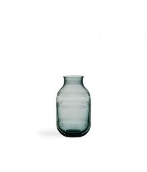 Kähler Omaggio Glas Vase - Grøn Mini Højde: 14 Cm.