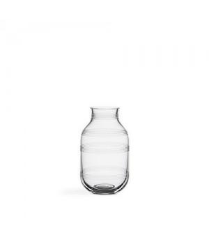 Kähler Omaggio Glas Vase - Klar Mini Højde: 14 Cm.