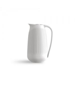 Kähler Hammershøi Termokande - 1 Liter Hvid