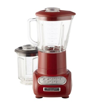 KitchenAid - Artisan Blender Rød - 1,5 + 0,75 Liter