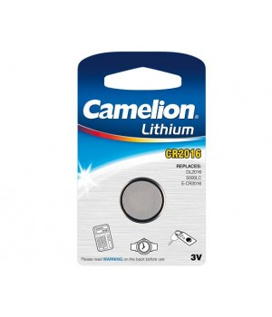 Camelion Knapbatteri CR2016
