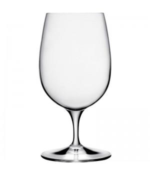 Luigi Bormioli - Palace - 6 Stk. Vandglas På Fod - Krystalglas - 32 Cl