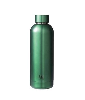 Aida - RAW Termoflaske I Stål 0,5 L - Mat Grøn