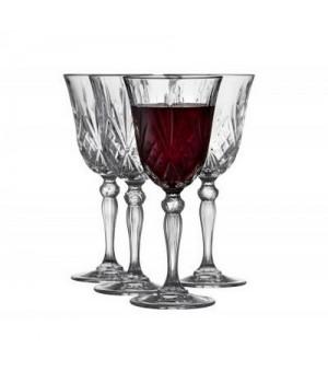 Lyngby Glas Melodia Rødvinsglas 27 Cl. - 4 Stk.