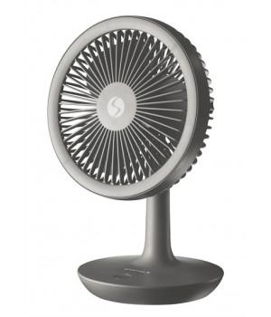 Sensotek - Mini ventilator ø17,5 opladelig