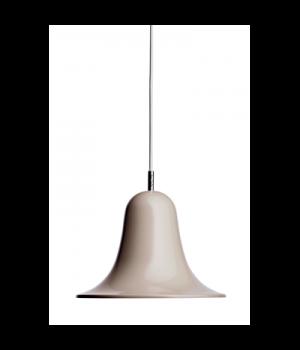 Verpan - Pantop pendel blank sand grå