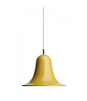 Verpan - Pantop pendel blank sennepsgul