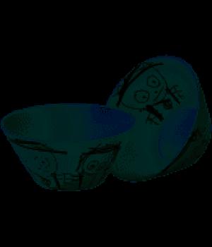 poul pava skål hvide