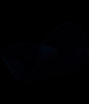 poul pava skål sort