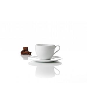 Aida Stel Relief Kaffekop 4 Stk