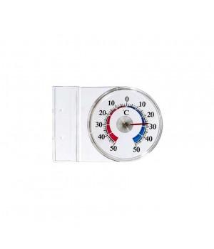 Rosenborg - Udendørs Vindues Termometer - Klar 7 Cm