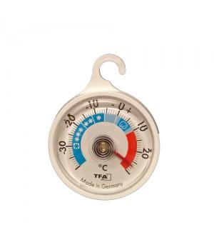 Rosenborg Køleskabstermometer i hvid