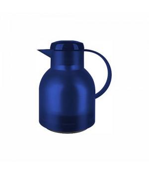 Emsa-Tefal Samba Termokande 1 Liter Transparent Blå.