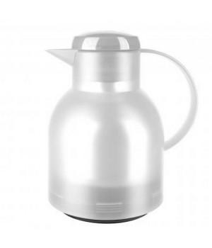 Emsa Samba Termokande 1 Liter Transparent Hvid-504687