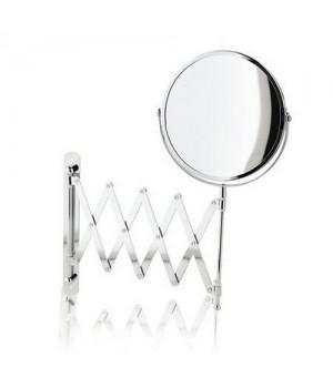 Scandinavia Bathroom - Spejl Med Udtræk ( 2 X Forstørrelse ).