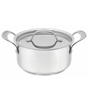 Tefal - Jamie Oliver Premium Stål Gryde - 5,0 L