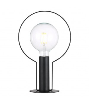 Nordlux - Dean Halo Bordlampe - H 35 Cm. Sort