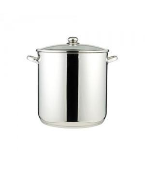 Funktion Suppegryde Med Glaslåg 30 Liter