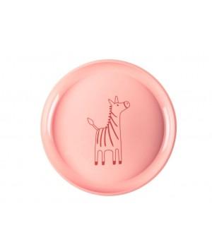 Mepal - Mio Børnetallerken Dia. 22 x 2,2 cm - Pink