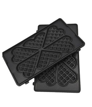 Tefal Toasterplader til hjertevafler