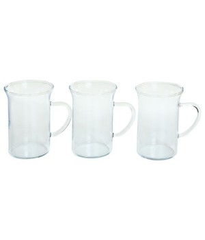 Excellent Houseware Teglas - 3 Stk. 250 Ml.