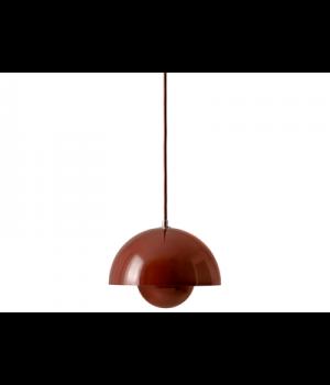 &Tradition -Flowerpot pendel VP1 rødbrun