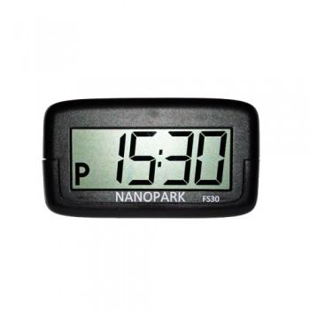 Nanopark P skive / parkeringsur