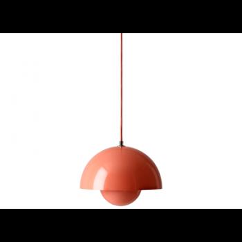 &Tradition -Flowerpot pendel VP1 beige rød