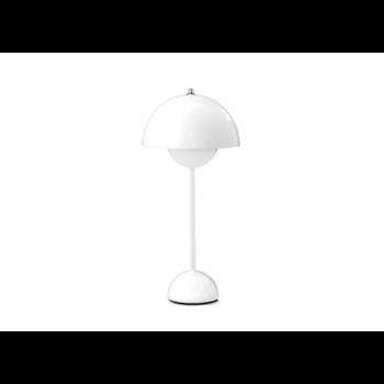 &Tradition -Flowerpot bordlampe VP3 hvid