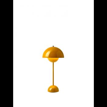 &Tradition -Flowerpot bordlampe VP3 sennepsgul
