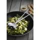 Global - Salatsæt - Stål 27cm