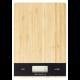 Day - Digital Køkkenvægt - Bambus