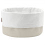 Stelton - Classic Brødpose - Sand/Hvid
