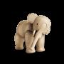Kay Bojesen Elefant - Egetræ 12,6 Cm.